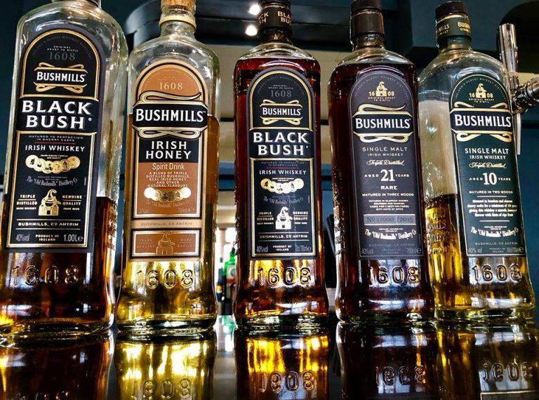 Bushmills Irish Whiskey Distillery