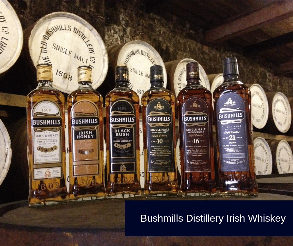 Bushmills Irish Distillery